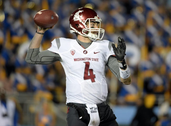 Miami vs. Washington State - 12/26/15 College Football Sun Bowl Pick, Odds, and Prediction