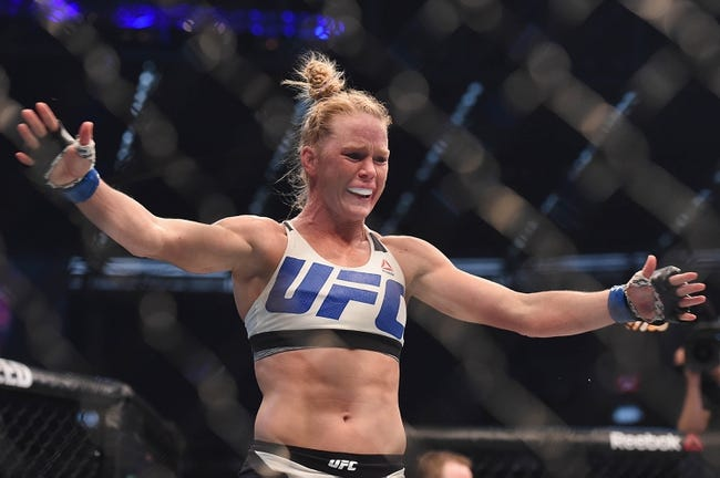 Holly Holm vs. Miesha Tate UFC Pick, Preview, Odds, Prediction - 3/5/16
