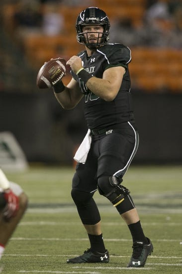 Hawaii Warriors vs. San Jose State Spartans - 11/21/15 College Football Pick, Odds, and Prediction