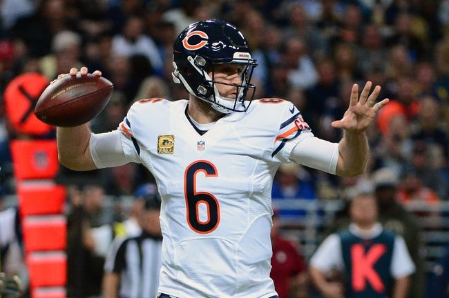 Chicago Bears vs. Denver Broncos - 11/22/15 NFL Pick, Odds, and Prediction