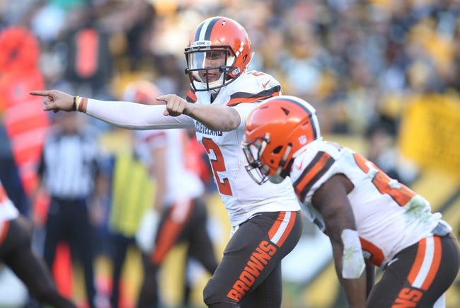 NFL | Baltimore Ravens (3-7) at Cleveland Browns (2-8)