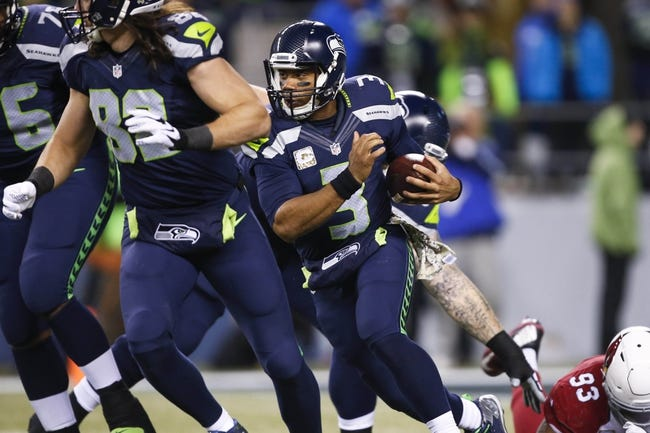 NFL | San Francisco 49ers (3-6) at Seattle Seahawks (4-5)