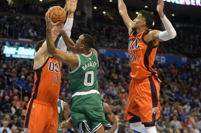 Celtics vs. Thunder - 3/16/16 NBA Pick, Odds, and Prediction
