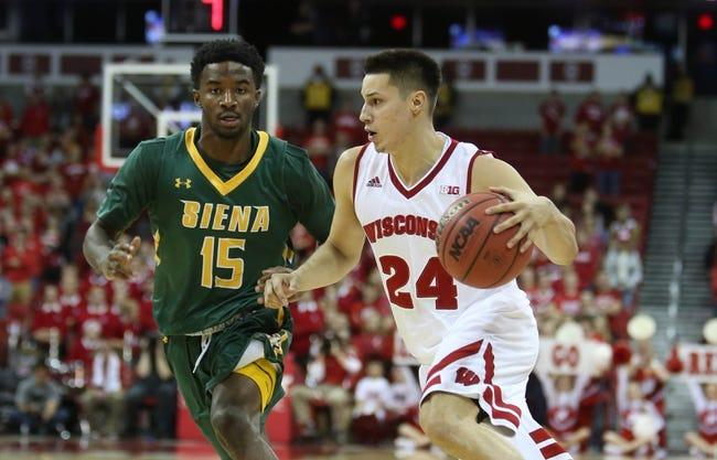Siena vs. Cornell - 11/13/16 College Basketball Pick, Odds, and Prediction