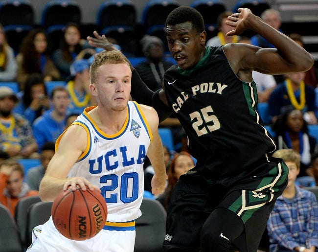 St. Mary's vs. Cal Poly - 12/14/15 College Basketball Pick, Odds, and Prediction