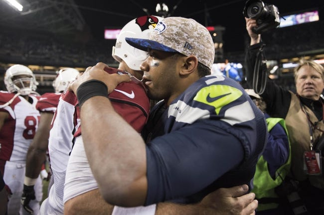 Arizona Cardinals vs. Seattle Seahawks - 1/3/16 NFL Pick, Odds, and Prediction