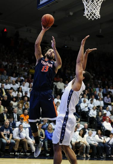 Bradley Braves vs. Virginia Cavaliers - 11/19/15 College Basketball Pick, Odds, and Prediction