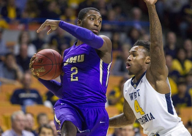 College of Charleston vs. James Madison - 2/11/16 College Basketball Pick, Odds, and Prediction