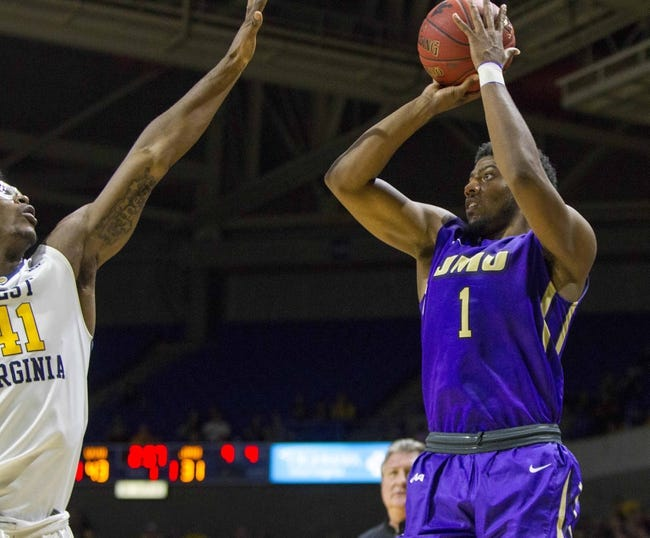 James Madison Dukes vs. George Mason Patriots - 12/12/15 College Basketball Pick, Odds, and Prediction