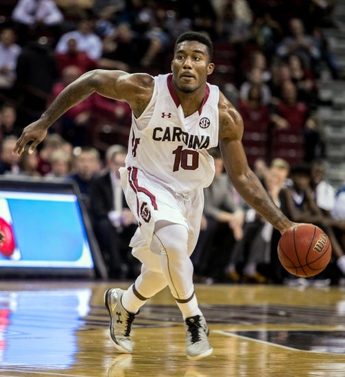 South Carolina vs. South Florida - 12/5/15 College Basketball Pick, Odds, and Prediction