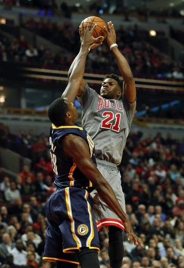 Indiana Pacers vs. Chicago Bulls - 11/27/15 NBA Pick, Odds, and Prediction