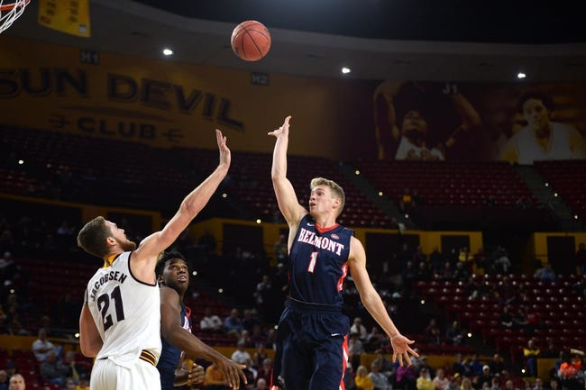 Belmont vs. Tennessee State - 1/24/16 College Basketball Pick, Odds, and Prediction