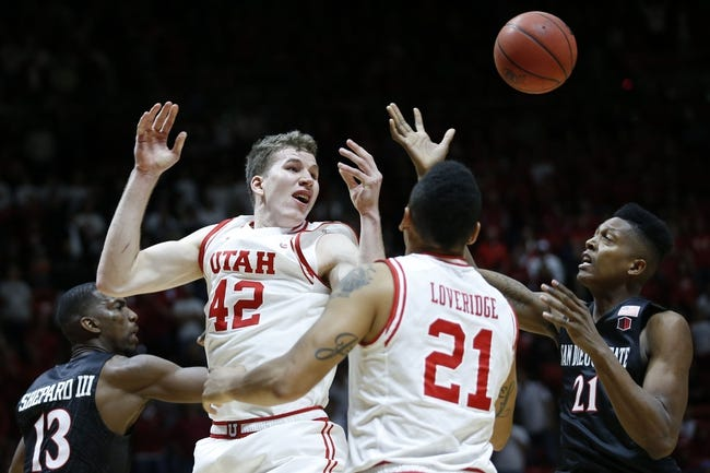 Texas Tech Red Raiders vs. Utah Utes - 11/19/15 College Basketball Pick, Odds, and Prediction