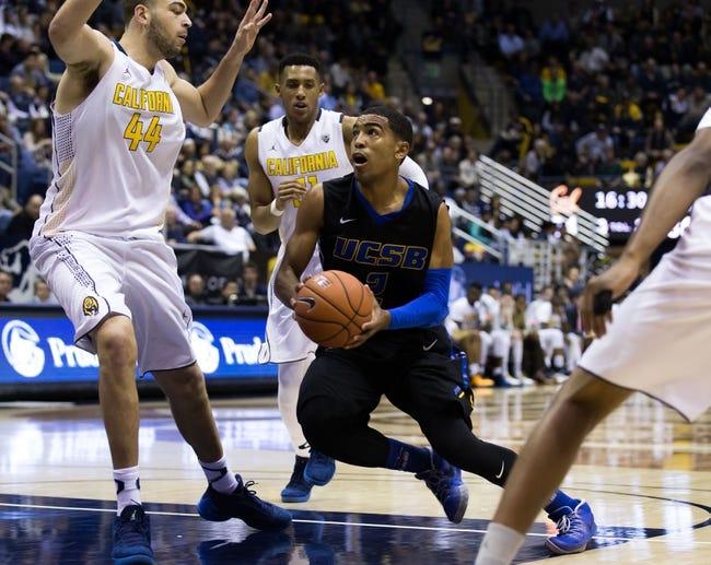 SMU vs. UC-Santa Barbara - 11/22/16 College Basketball Pick, Odds, and Prediction