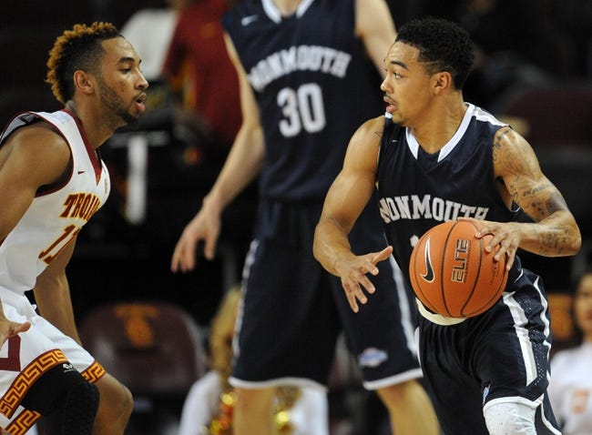 Monmouth Hawks vs. USC Trojans - 11/29/15 College Basketball Pick, Odds, and Prediction