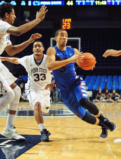 DePaul Blue Demons vs. Georgetown Hoyas - 12/30/15 College Basketball Pick, Odds, and Prediction
