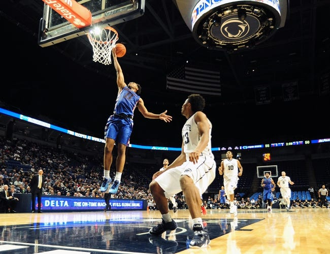 DePaul Blue Demons vs. Norfolk State Spartans - 11/23/15 College Basketball Pick, Odds, and Prediction