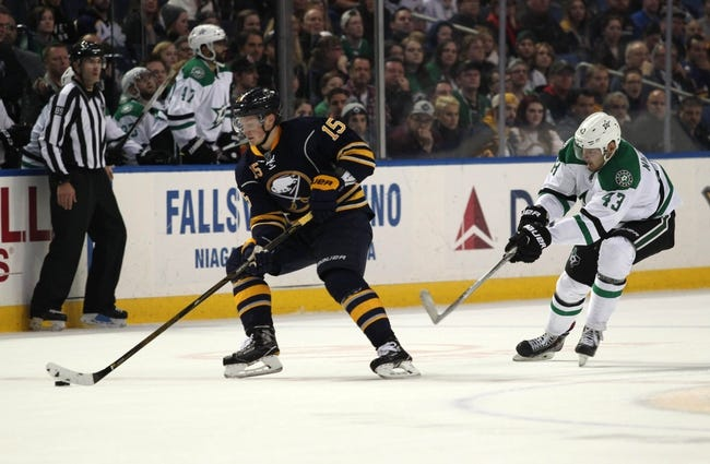 Dallas Stars vs. Buffalo Sabres - 11/21/15 NHL Pick, Odds, and Prediction