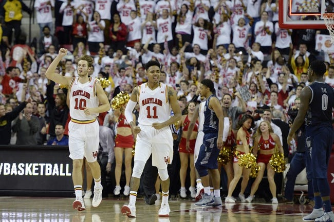Maryland Terrapins vs. Rider Broncs - 11/20/15 College Basketball Pick, Odds, and Prediction