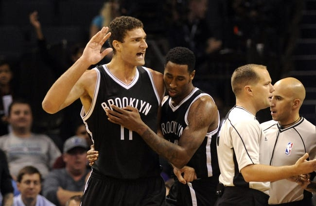 Nets vs. Celtics - 11/22/15 NBA Pick, Odds, and Prediction