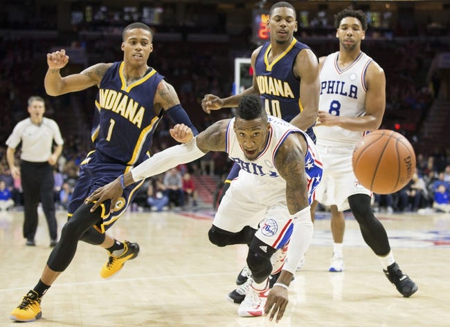 Pacers vs. 76ers - 3/21/16 NBA Pick, Odds, and Prediction