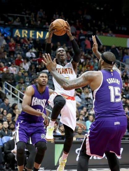 Sacramento Kings vs. Atlanta Hawks - 1/21/16 NBA Pick, Odds, and Prediction