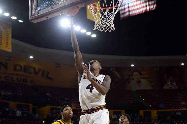 Arizona State Sun Devils vs. Santa Barbara Gauchos - 11/29/15 College Basketball Pick, Odds, and Prediction