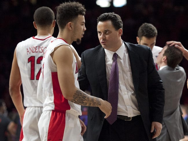 Arizona vs. Northwestern State - 11/22/15 College Basketball Pick, Odds, and Prediction