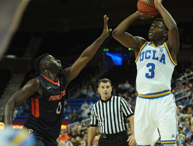 UCLA vs. Kentucky - 12/3/15 College Basketball Pick, Odds, and Prediction