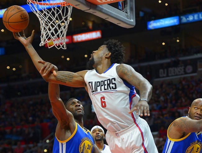 Clippers vs. Warriors - 2/20/16 NBA Pick, Odds, and Prediction