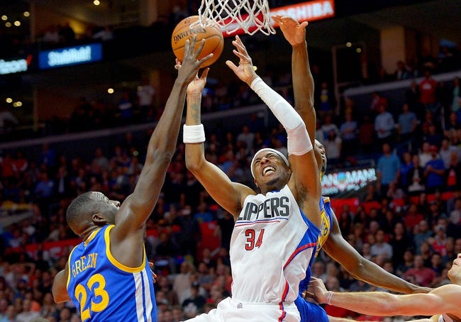 Golden State Warriors at Los Angeles Clippers - 2/20/16 NBA Pick, Odds, and Prediction