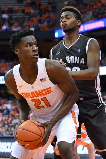 Syracuse Orange vs. Charlotte 49ers - 11/25/15 College Basketball Pick, Odds, and Prediction