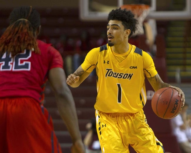 Towson Tigers vs. Drexel Dragons - 1/16/16 College Basketball Pick, Odds, and Prediction