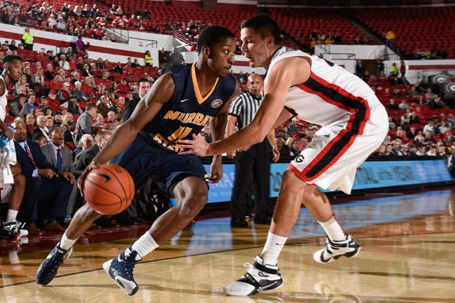 Murray State Racers vs. Evansville Purple Aces - 12/5/15 College Basketball Pick, Odds, and Prediction