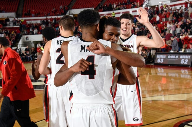 Georgia vs. High Point - 11/25/15 College Basketball Pick, Odds, and Prediction