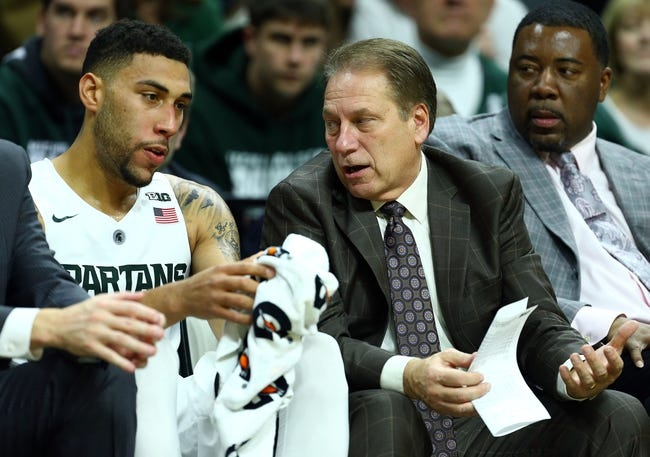 Michigan State vs. Eastern Michigan - 11/23/15 College Basketball Pick, Odds, and Prediction