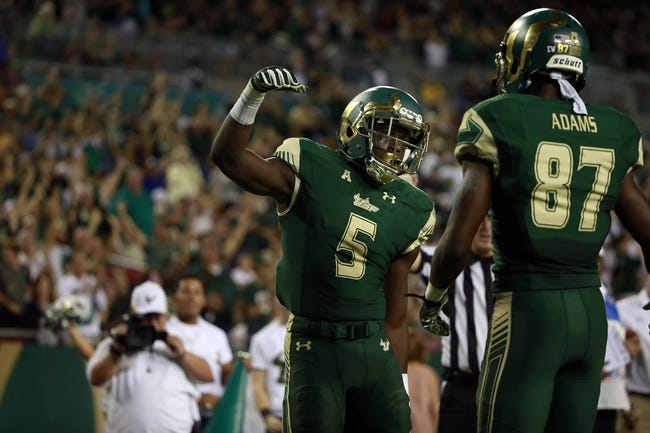 Central Florida Knights vs. South Florida Bulls - 11/26/15 College Football Pick, Odds, and Prediction