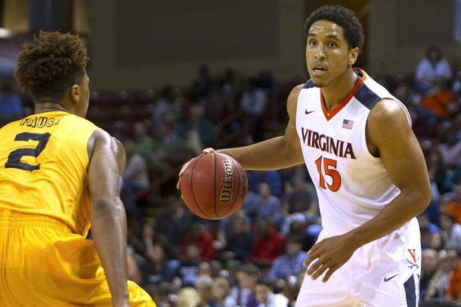 Virginia vs. George Mason - 11/22/15 College Basketball Pick, Odds, and Prediction