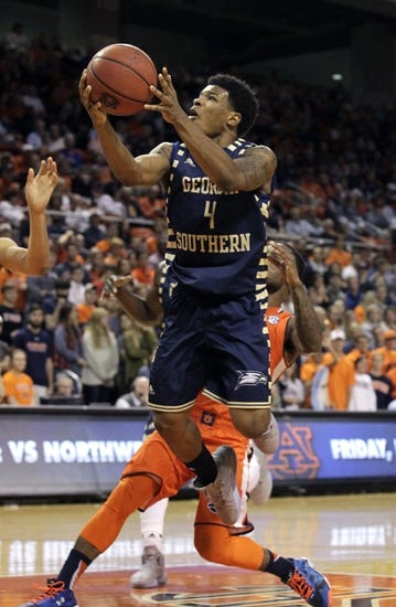 Georgia Southern Eagles vs. South Alabama Jaguars - 3/10/16 College Basketball Pick, Odds, and Prediction