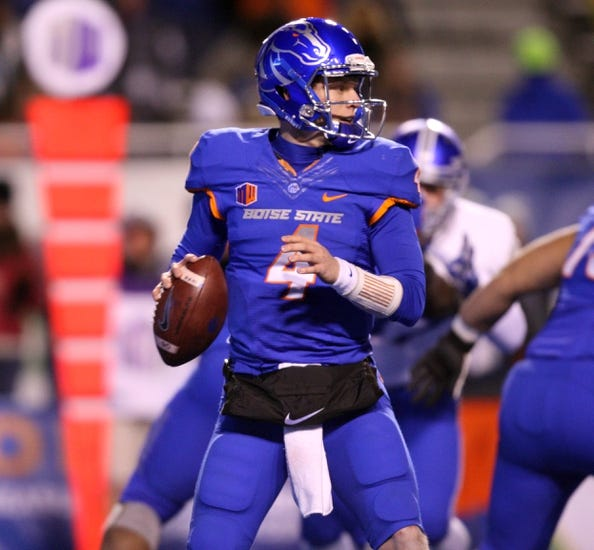 CFB | Boise State Broncos (8-4) at Northern Illinois Huskies (8-5)