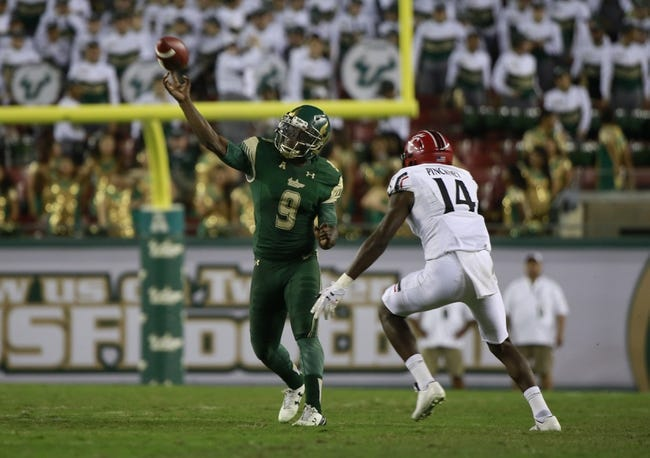 South Florida Bulls vs. Western Kentucky Hilltoppers - 12/21/15 College Football Pick, Odds, and Prediction