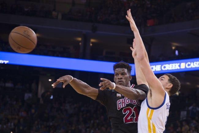 Bulls vs. Warriors - 1/20/16 NBA Pick, Odds, and Prediction