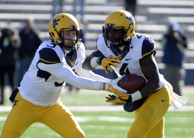 West Virginia vs. Iowa State - 11/28/15 College Football Pick, Odds, and Prediction