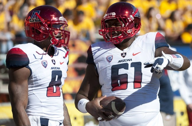 New Mexico vs. Arizona - 12/19/15 College Football New Mexico Bowl Pick, Odds, and Prediction
