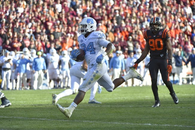 North Carolina State Wolfpack vs. North Carolina Tar Heels - 11/28/15 College Football Pick, Odds, and Prediction