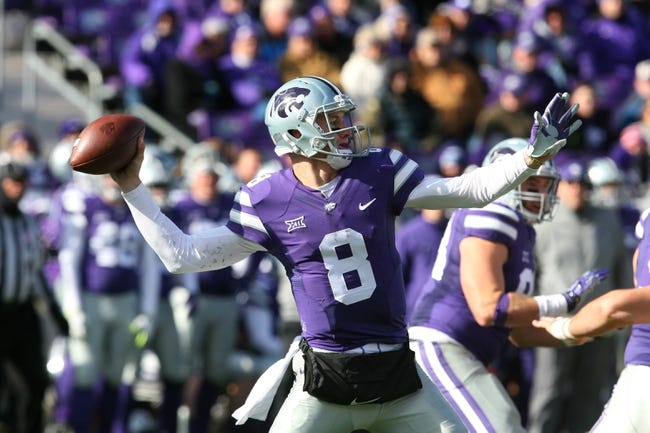 Kansas State vs. West Virginia - 12/5/15 College Football Pick, Odds, and Prediction