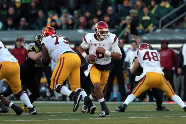 Southern Cal Trojans vs. UCLA Bruins - 11/28/15 College Football Pick, Odds, and Prediction