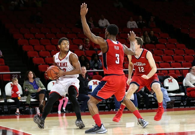 Florida Atlantic vs. Old Dominion - 1/28/16 College Basketball Pick, Odds, and Prediction