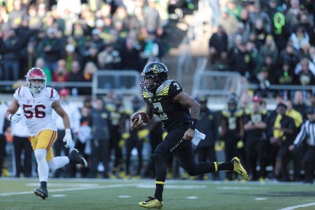 Oregon Ducks vs. Oregon State Beavers - 11/27/15 College Football Pick, Odds, and Prediction