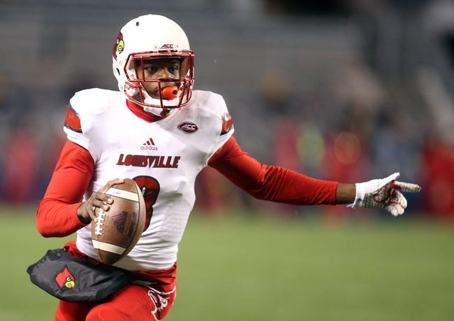 Kentucky Wildcats vs. Louisville Cardinals - 11/28/15 College Football Pick, Odds, and Prediction
